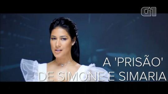 Isolamento, desgaste, falta de sono: Como a vida real por trás da fama afastou Simone e Simaria por 4 meses