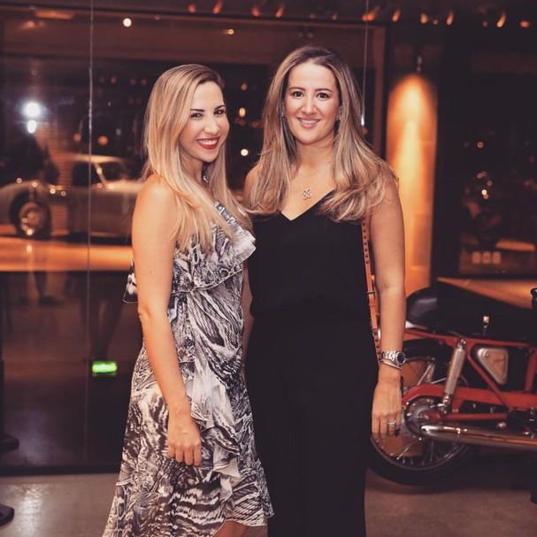 As sócias Alexandra Lima e Marcela Mariani, da POPit Comunicação (Foto: Divulgação)