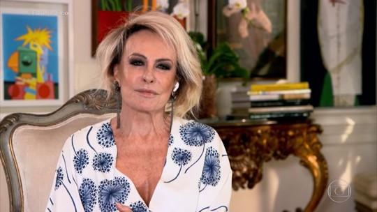 Ana Maria Braga diz o que gostaria de ter falado pela última vez para Tom Veiga e afirma: 'O Louro José vai ser eterno'