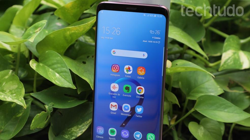 767fc1cf7e ... Galaxy S9 Plus: veja como resetar o smartphone — Foto: Luciana Maline/ TechTudo