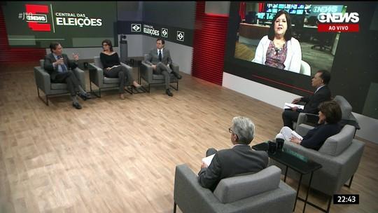 Ibope simula quatro cenários de 2º turno na eleição presidencial