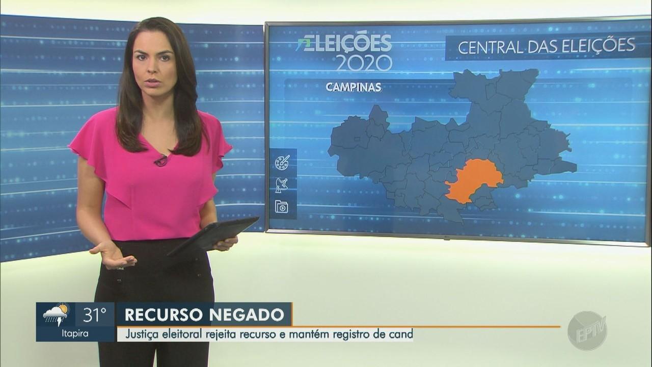 Justiça rejeita embargos e mantém indeferimento da candidatura de Dr. Hélio em Campinas