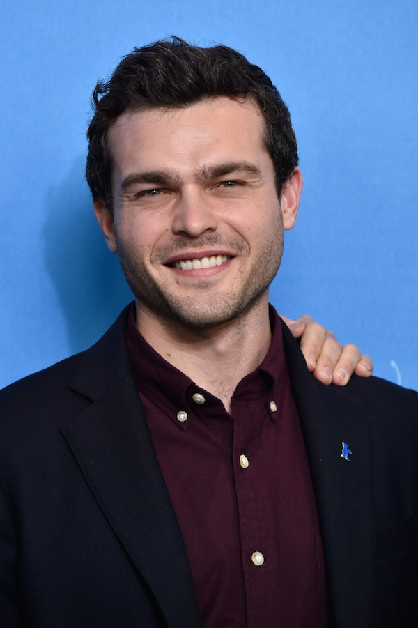 O ator Alden Ehrenreich (Foto: Getty Images)