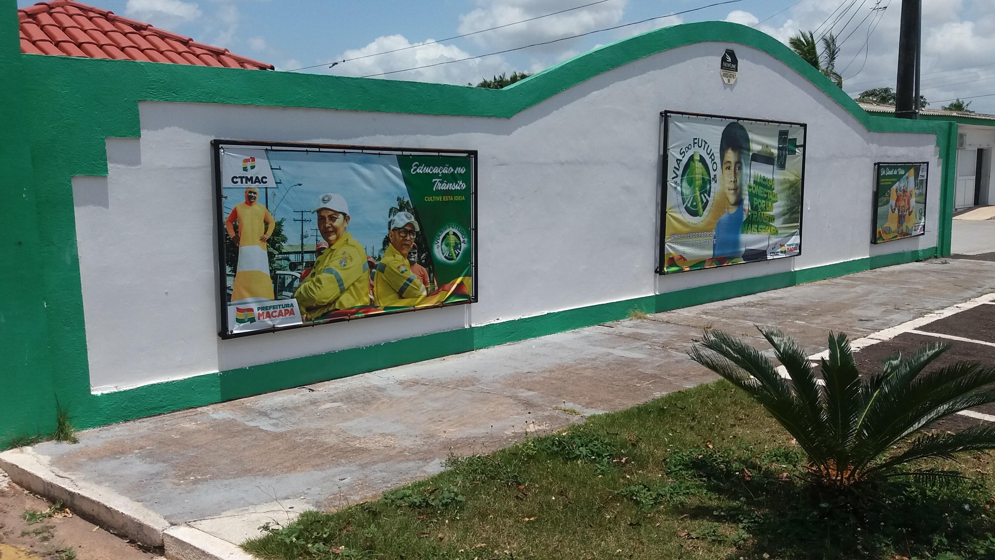 Infratores de trânsito cumprem penas em ações educativas nas escolas de Macapá