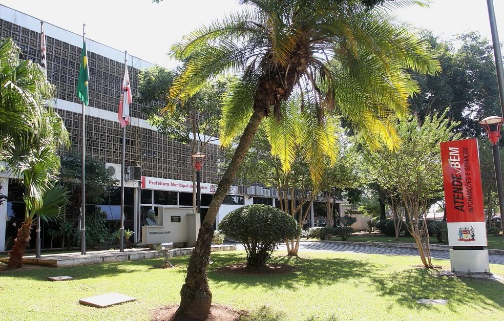 Prefeitura de Jacareí vai afastar servidor que se recusar a tomar vacina contra Covid — Foto: Prefeitura de Jacareí