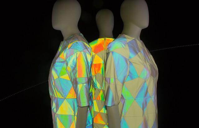 A moda iluminada de Kunihiko Morinaga (Foto: Divulgação)