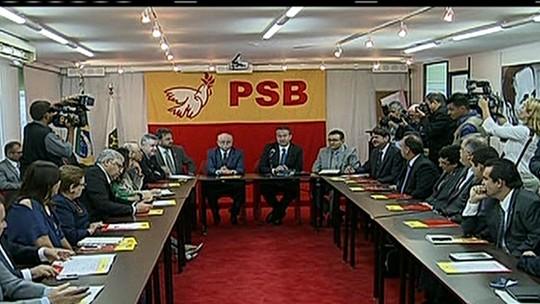 PSB anuncia que vai entregar dois ministérios e deixar o governo Dilma