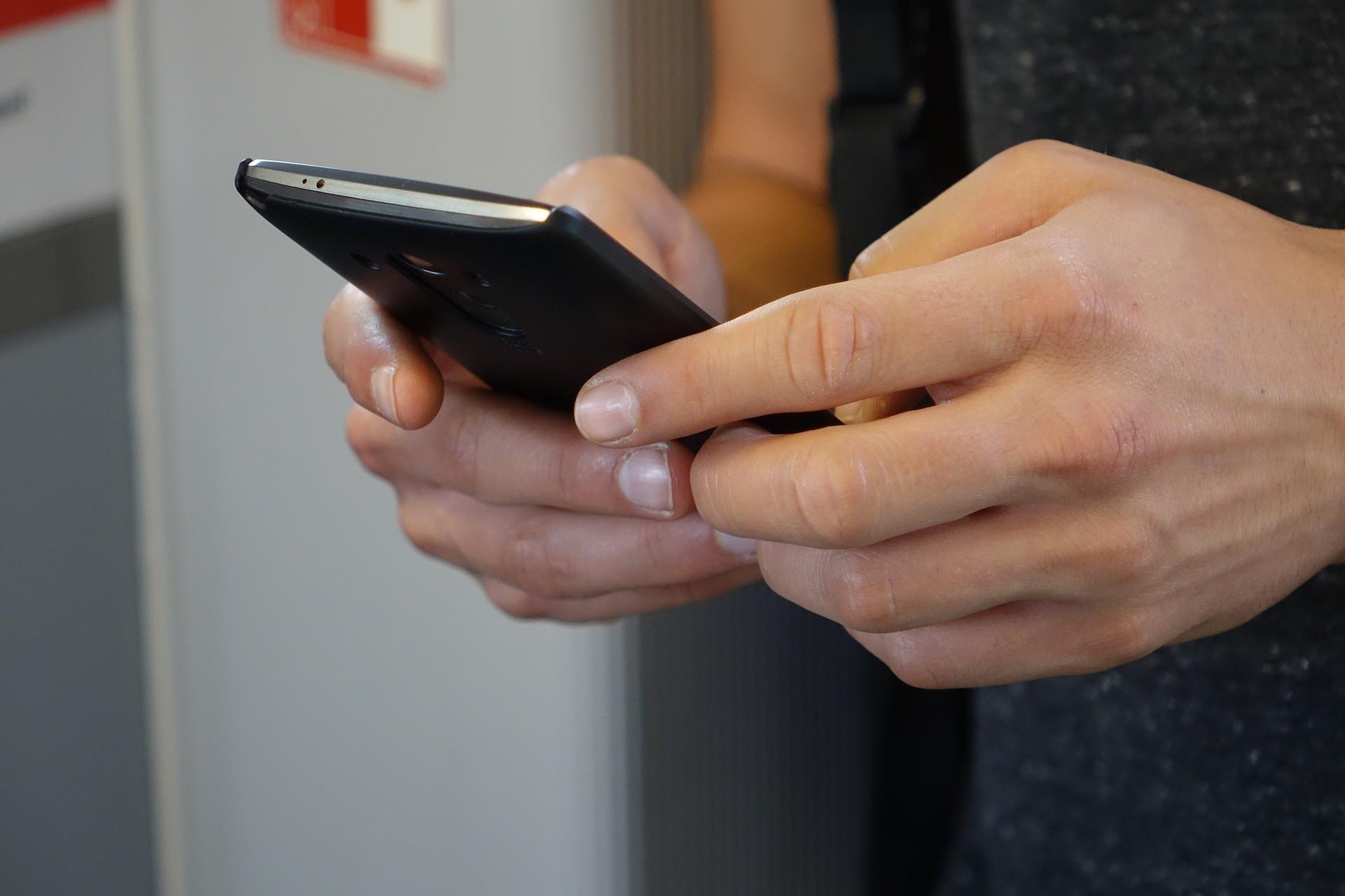 Smartphone (Foto: Pixabay)