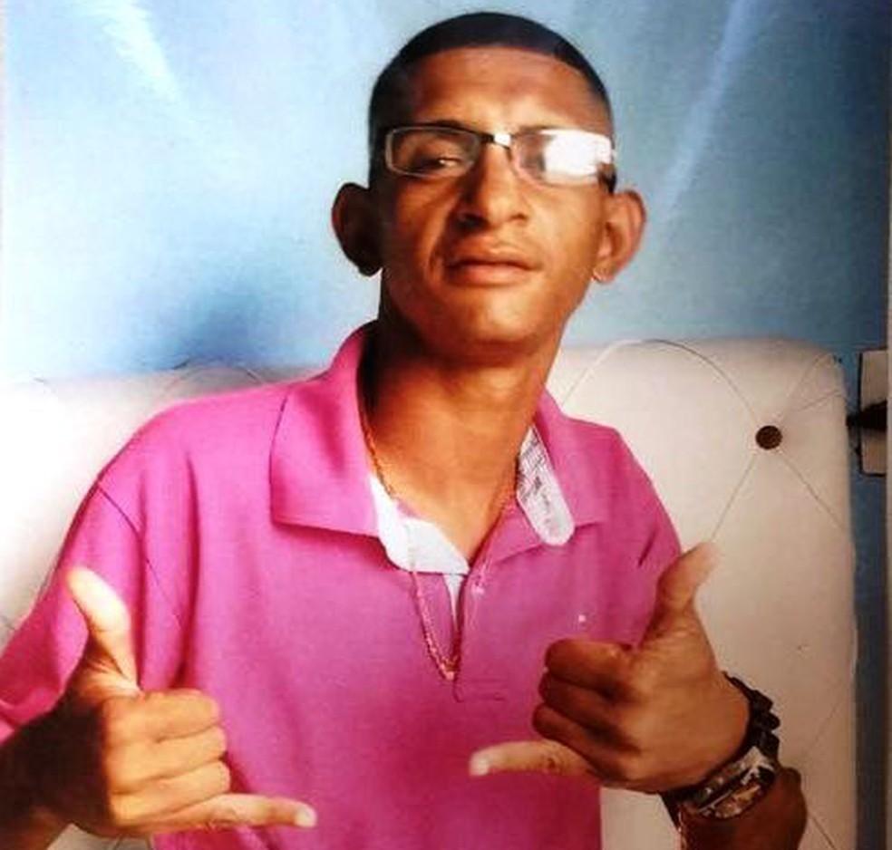 Felipe Marcolino dos Santos, conhecido como 'Vovô' (Foto: Divulgação/Polícia Civil)