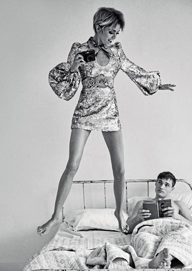 Talento revelado (Foto: Giampaolo Sgura/Arquivo Vogue, Chico Cerchiaro e Divulgação)