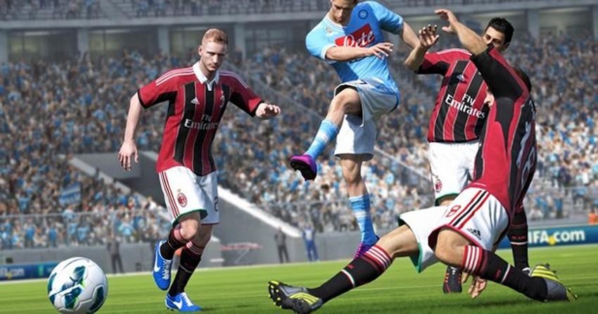 Fifa 14 para Xbox One e PS4 terá modo que conta história do futebol ... 1e52a49c0276e