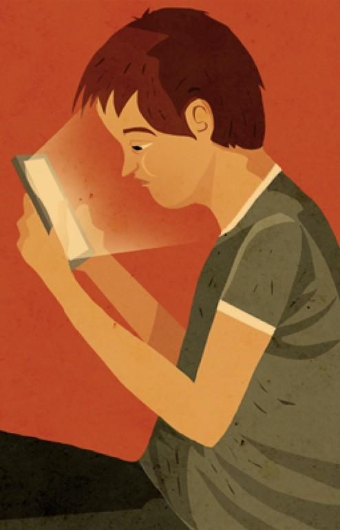 Excesso de tecnologia gera tristeza em jovens