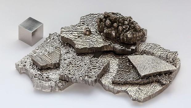 Cobalto (Foto: Wikimedia Commons)