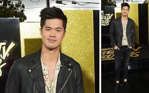 Ross Butler, de 13 Reasons Why