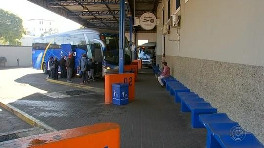 Funcionários de empresa de ônibus intermunicipal entram em greve na região de Itapetininga