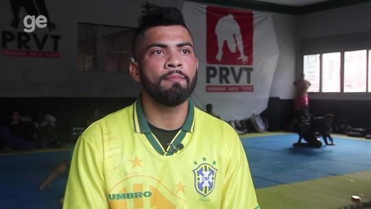 Do tráfico ao MMA, Taffarel Brasil fala sobre a escolha do seu nome e a vida na prisão