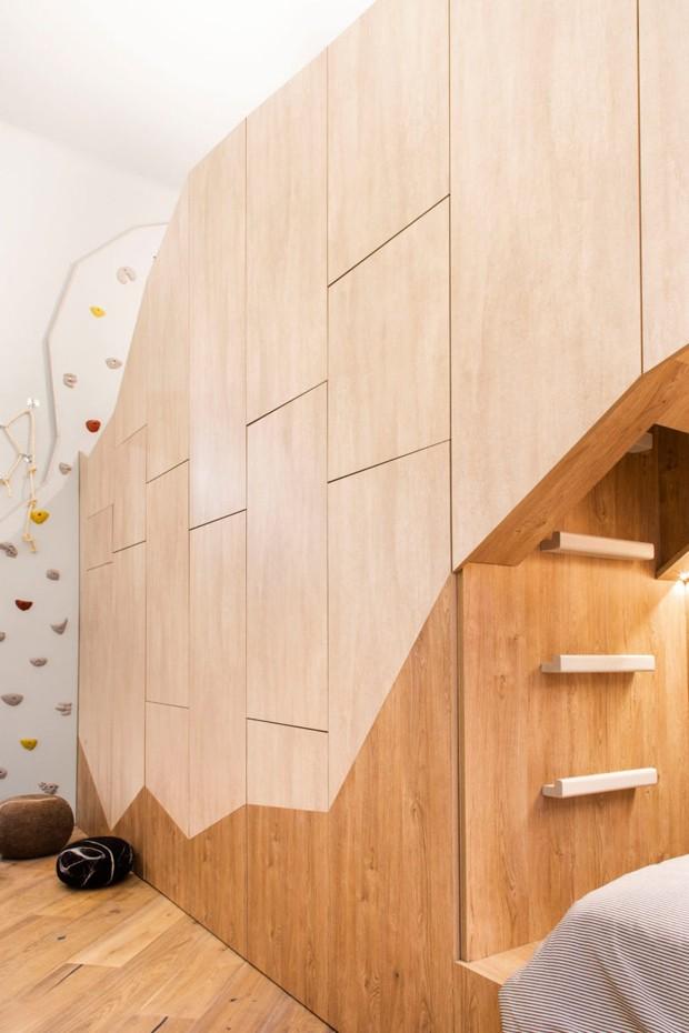 Décor do dia: quarto infantil com marcenaria planejada  (Foto: Divulgação)