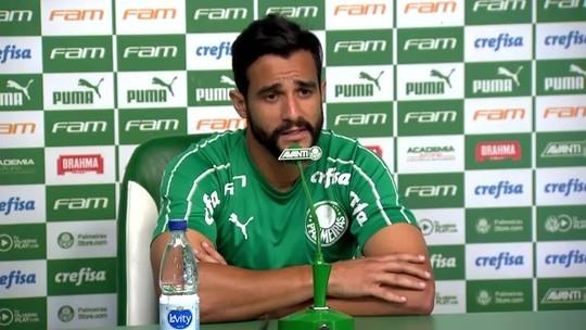 Com retornos, Palmeiras encerra preparação para encarar a Chapecoense; veja o provável time
