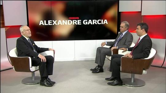 Programa Alexandre Garcia debate redução do número de ministérios no governo Bolsonaro