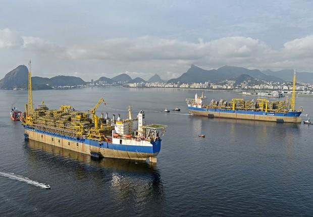 SBM Offshore (Foto: Divulgação)