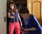 Nanda Costa em cena com Suzana Faini na novela 'Salve Jorge' | TV Globo