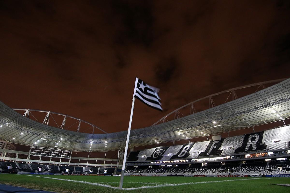 Botafogo x Flamengo tem cerca de 10 mil ingressos vendidos  setor visitante  ganha mais 500 bilhetes  c313ca7b7998e