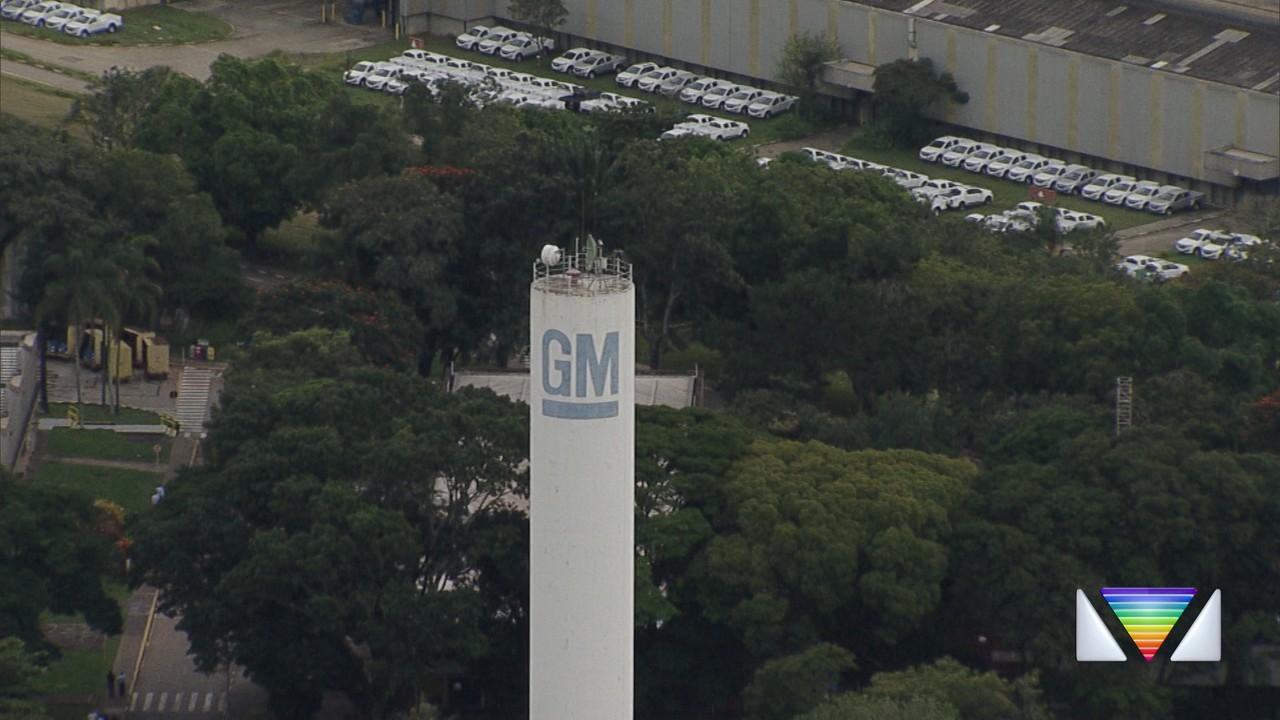 Mais de 200 funcionários da GM aderiram ao PDV