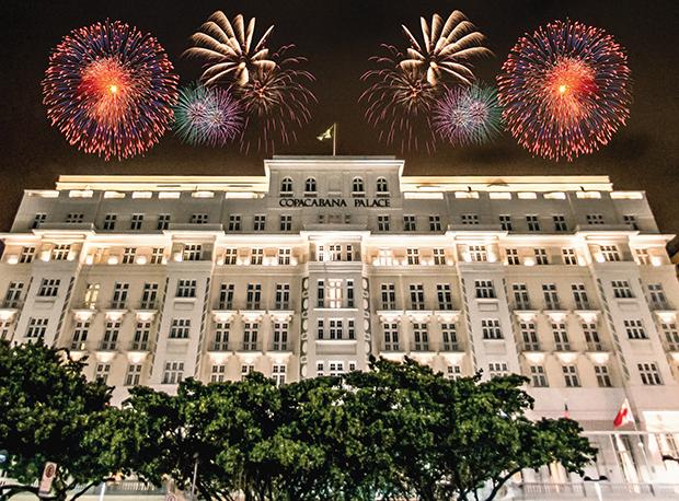 Copacabana Palace  (Foto: Divulgação)