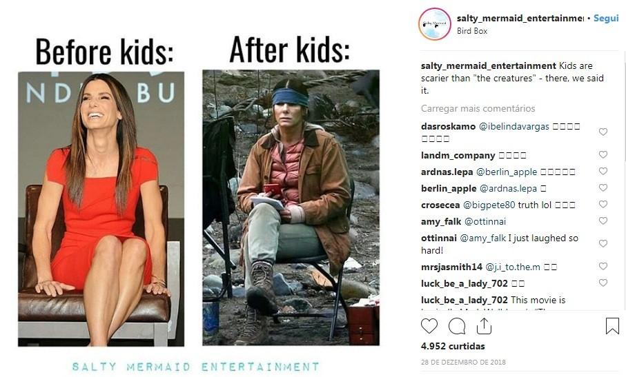 Antes de ter filhos / Depois de ter filhos (Foto: Reprodução Twitter)