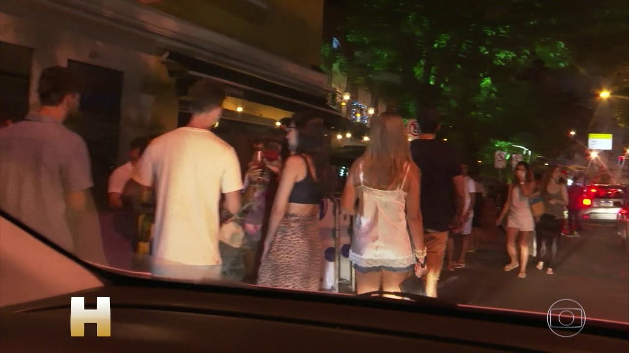 Prefeitura do Rio reduz horário e capacidade de bares e restaurantes a partir de amanhã