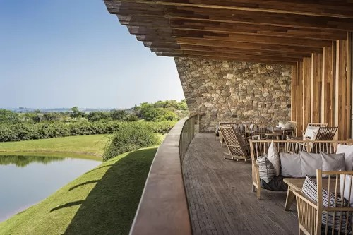 No interior de SP, Manu Gavassi curte hotel de luxo com diárias a R$ 11.718 (Foto: Divulgação)