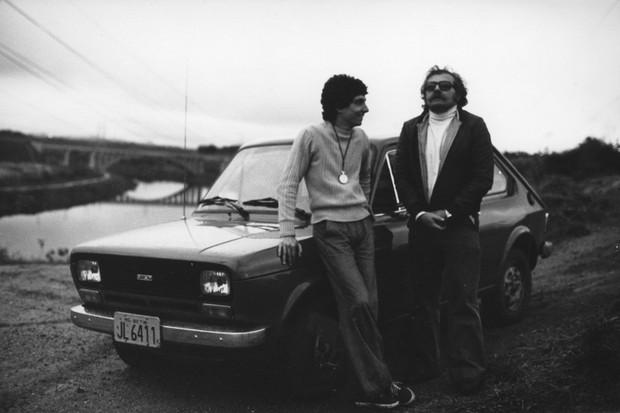 Fiat 147 de 1976 roubo da Autoesporte  (Foto: Saulo Mazzoni)