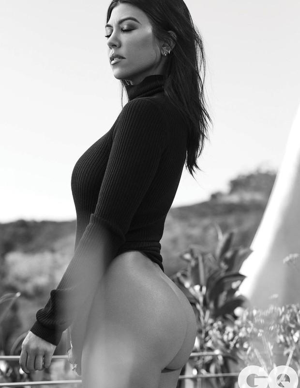 Kourtney Kardashian (Foto: Reprodução/Instagram/GQ México)