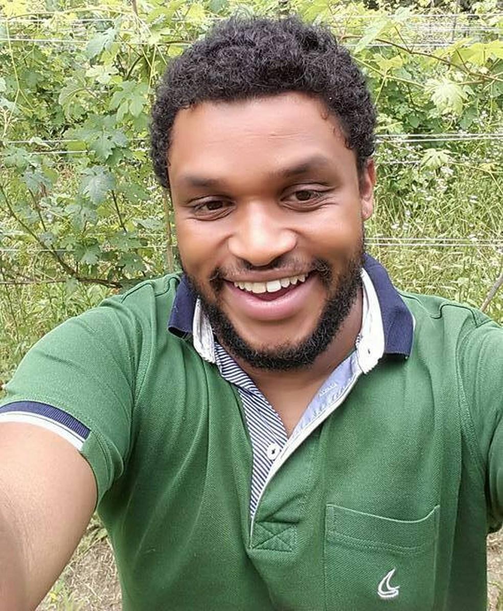 Luca Borgna, brasileiro de 31 anos que foi eleito prefeito de uma cidade de 250 habitantes da Itália â?? Foto: Reprodução/Facebook/ Luca Borgna
