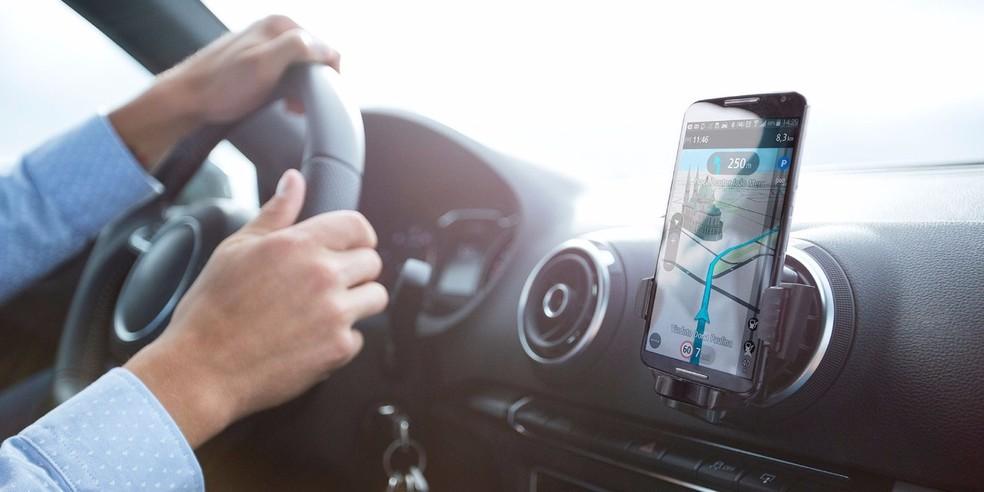 Rival do Waze e Google Maps, TomTom Go Brasil tem funções exclusivas — Foto: Divulgação