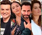 Os participantes da 'Dança dos famosos' 2020 | Divulgação/Beclix/Globo