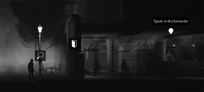 Calvino Noir é um jogo de ação furtiva com jogabilidade inovadora (Foto: Divulgação)