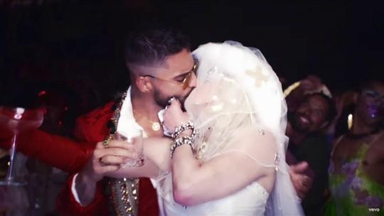 'Madame X', de Madonna, vai mal em parada de streaming; faixa com Anitta é única no top 200 global