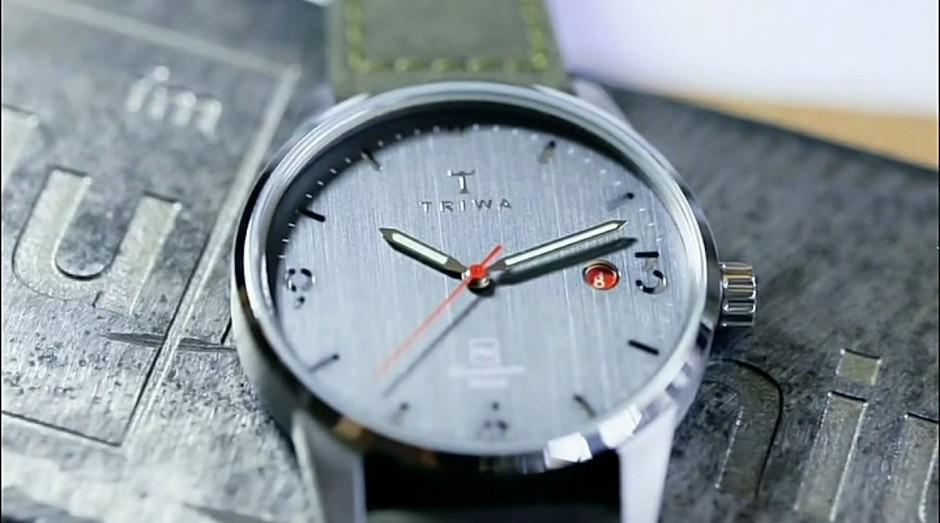 relógio, triwa (Foto: Divulgação)