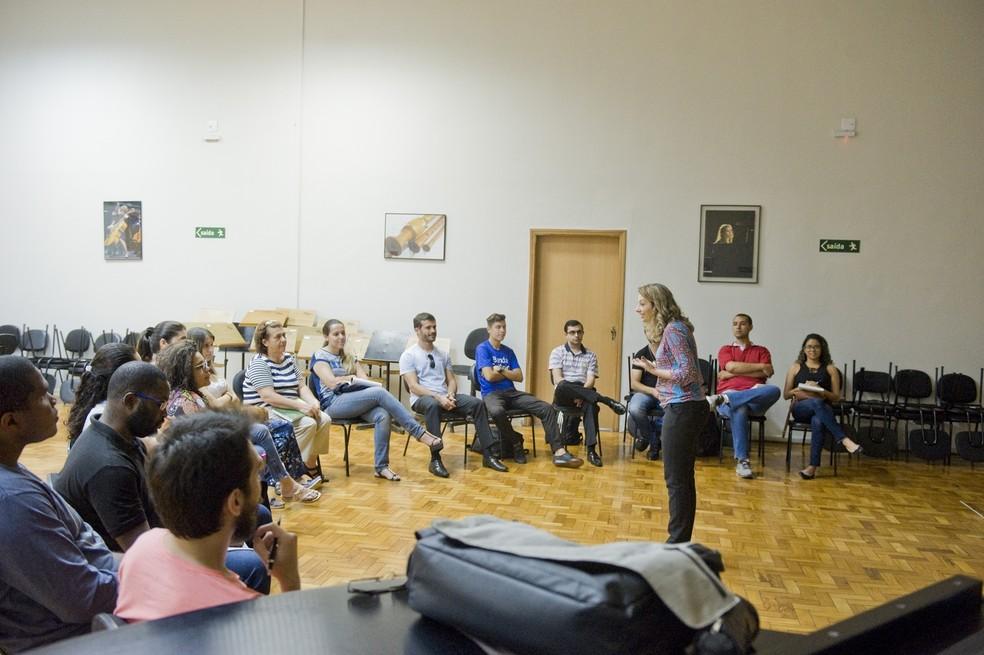 Conservatório de Tatuí oferece curso gratuito de 'Introdução ao Canto Coral nas Escolas'