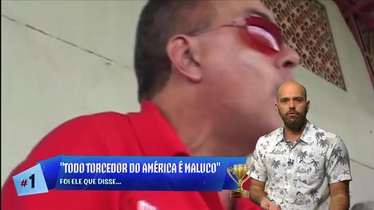 Lista do dia: cinco torcedores que viralizaram no futebol brasileiro