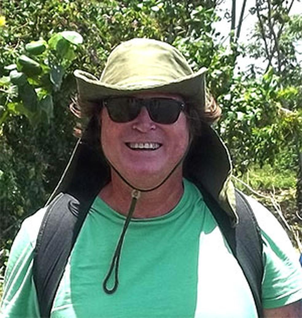 Alexandre Wainberg tinha 54 anos — Foto: Arquivo Pessoal
