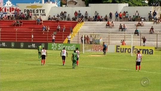 Atlético-GO vira sobre Lagarto-SE no fim; XV vence e embola Grupo 5 da Copinha
