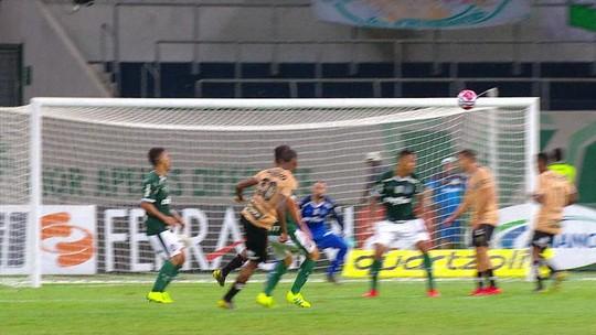 Palmeiras 0 x 0 Santos: veja os melhores momentos