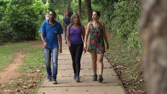 'Reconecte-se' mostra as belezas do Parque São Bartolomeu