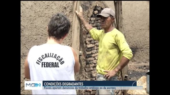 Ministério da Economia resgata 16 pessoas de trabalho escravo em Grão Mogol e Montes Claros