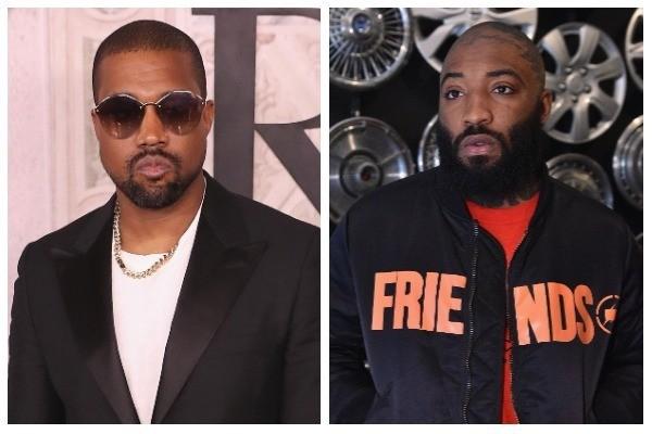Kanye West e A$AP Bari (Foto: Getty Images)