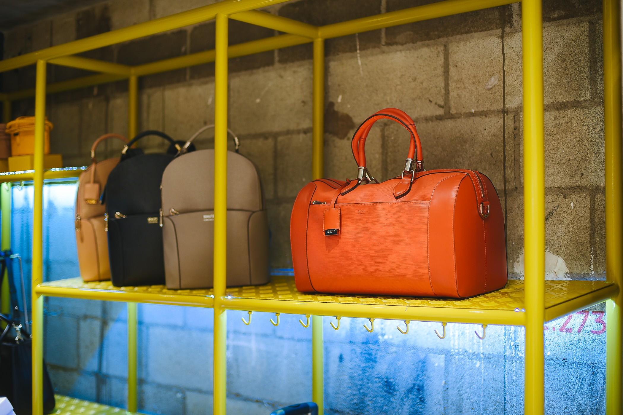 Schutz no shopping JK Iguatemi (Foto: Divulgação)