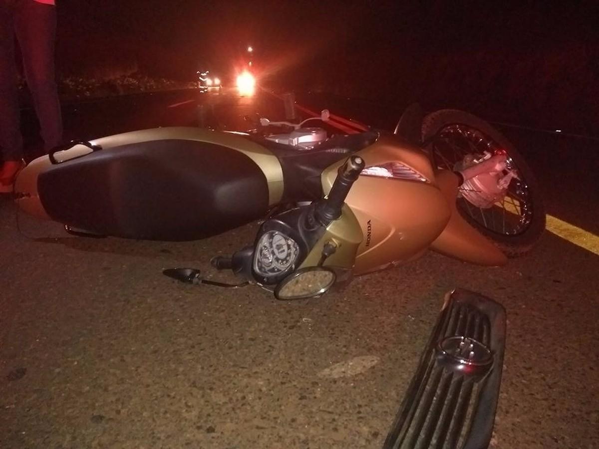 Jovem morre após acidente em trevo de Valentim Gentil