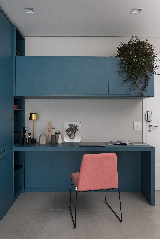 Home office pequeno: ideias de decoração para quem tem pouco espaço (Foto: Divulgação)
